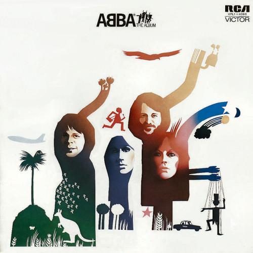 ABBA – The Album (NZ) - LP *USED*