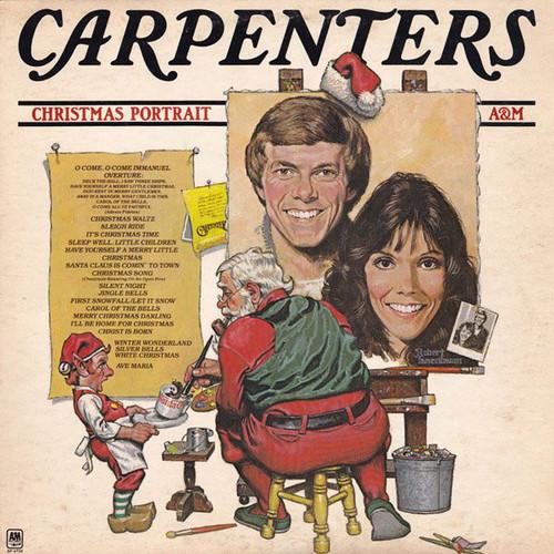 Carpenters – Christmas Portrait (AU) - LP *USED*