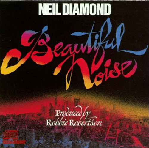 Neil Diamond – Beautiful Noise (NZ) - LP *USED*