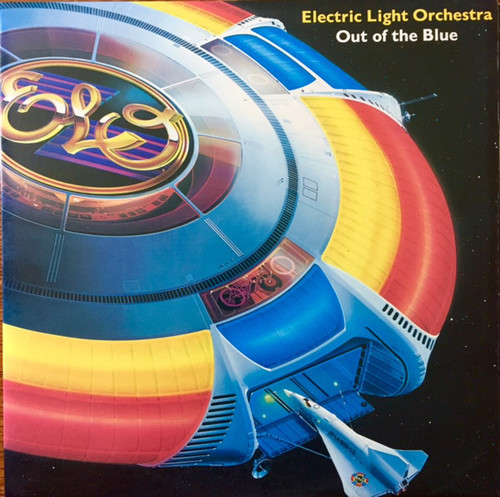 Electric Light Orchestra – Out Of The Blue (NZ) - 2LP *USED*
