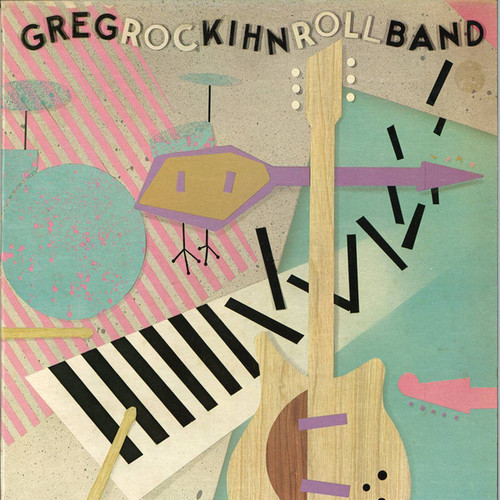 Greg Kihn Band – Rockihnroll (AU) - LP *USED*
