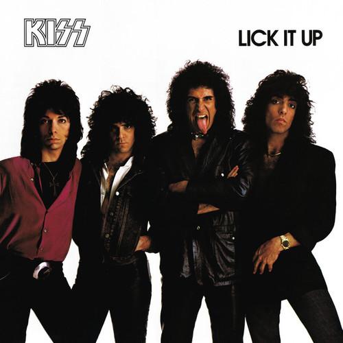 Kiss – Lick It Up (NZ) - LP *USED*
