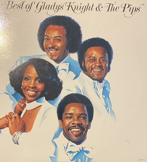 Gladys Knight And The Pips – The Best Of Gladys Knight & The Pips (NZ) - LP *USED*