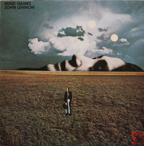 John Lennon – Mind Games (AU) - LP *USED*
