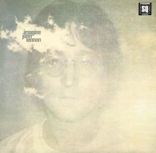 John Lennon – Imagine (Quadraphonic) (UK) - LP *USED*