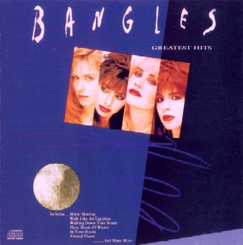 Bangles – Greatest Hits - CD *USED*