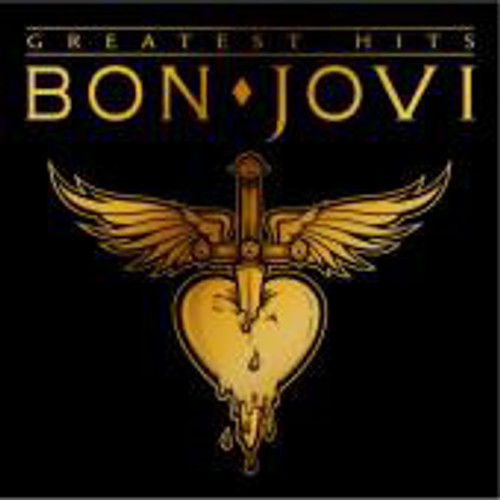 Bon Jovi – Greatest Hits - The Ultimate Collection - 2CD *USED*