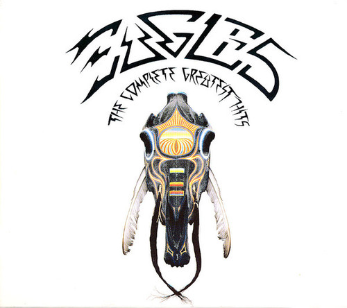 Eagles – The Complete Greatest Hits - 2CD *USED*