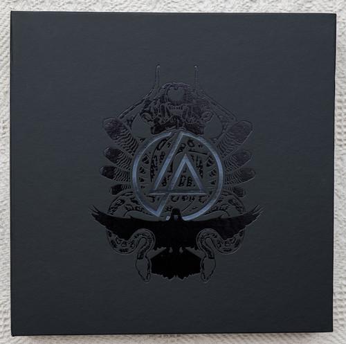 Linkin Park – A Thousand Suns (Box Set, Deluxe Edition, Custom Hinged Box) - 2LP *NEW*