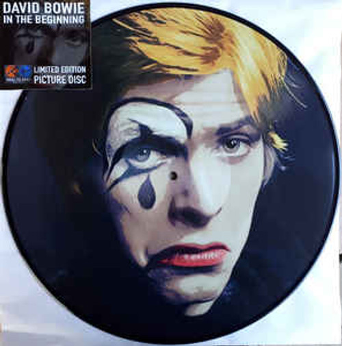 David Bowie – In The Beginning 29 (PIC DISC) - LP *NEW*