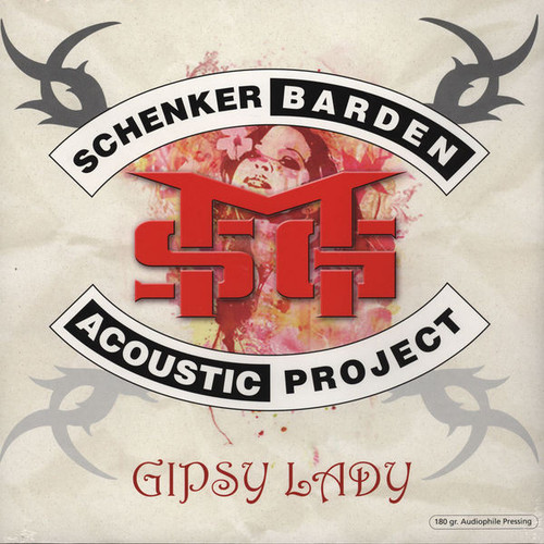 Schenker Barden Acoustic Project, MSG* – Gipsy Lady - LP *NEW*