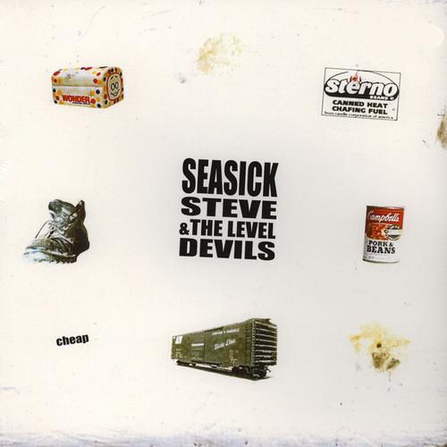 Seasick Steve & The Level Devils – Cheap - LP *NEW*