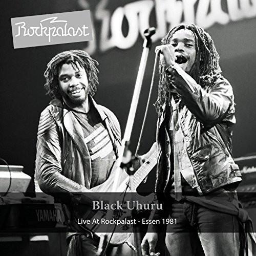 Black Uhuru – Live At Rockpalast - Essen 1981 - 2LP *NEW*