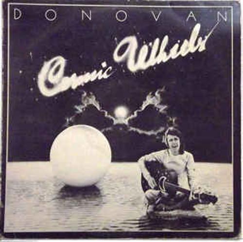 Donovan – Cosmic Wheels - LP *USED*