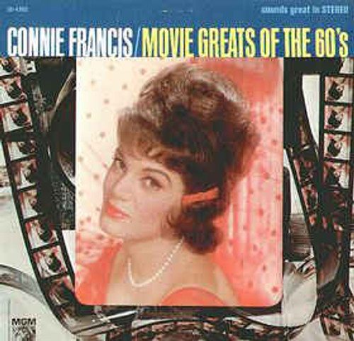 Connie Francis ‎– Movie Greats Of The 60's - LP *USED*