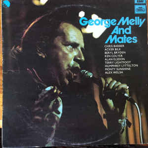 George Melly and Mates (NZ) - Various - LP *USED*