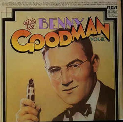Benny Goodman – This Is Benny Goodman Vol. 2 - 2LP *USED*