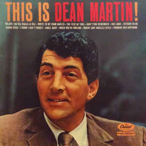Dean Martin – This Is Dean Martin! - LP *USED*