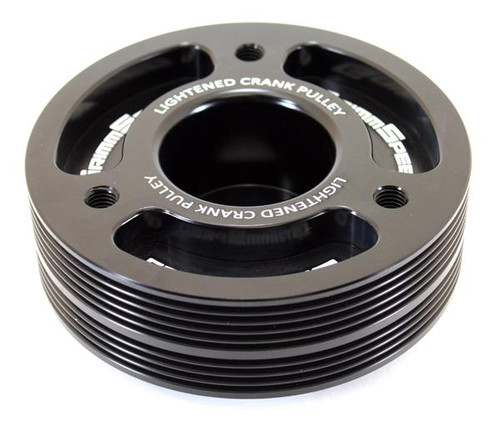 GRIMMSPEED Crank Pulley Subaru (Black)