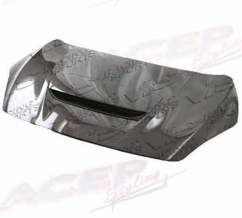 Mazda Mazdaspeed 3 Hb Oem Carbon Fiber Hood