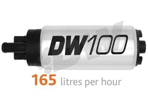 DeatschWerks 165 LPH In-Tank Fuel Pump 90-07 Legacy, 93-07 Impreza