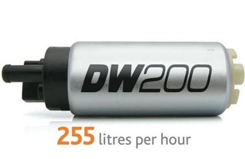 DeatschWerks 255 LPH In-Tank Fuel Pump w/ 02-07 WRX/STi / 93-07 Impreza / 90-07 Legacy Set Up Kit