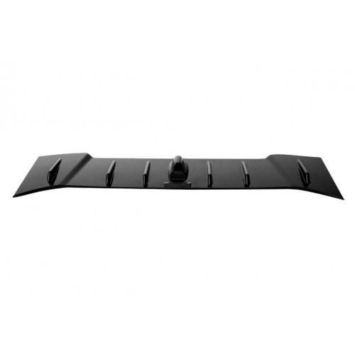 BLOX Racing 13-14 Scion/Subaru FR-S/BRZ Vortex Generator Blades with Shark Fin - ABS Black