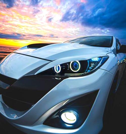 Mazdaspeed 3 headlight Acepstyling