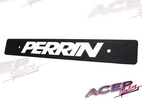 Perrin License Plate Delete Panel 2006-2016 Subaru