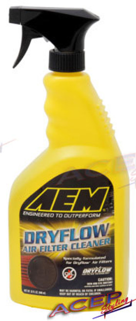 AEM Air intake FIlter Cleaner 32oz spray bottle