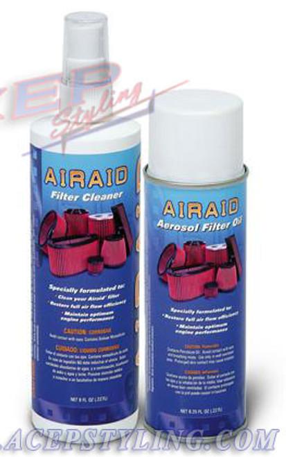Airaid Renew Kit - air filter intake cleaner fluid 12oz Cleaner / Aerosol Oil