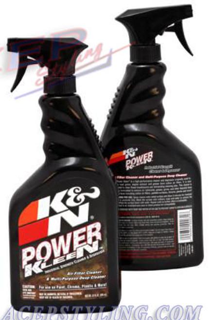 K&N 99-0621 Power Kleen; Filter Cleaner - 32 oz Trigger Sprayer