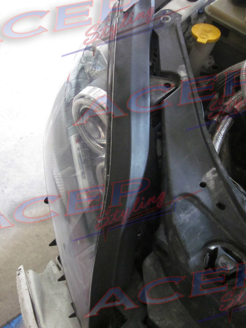 """HEADLIGHT SEAL"" (04-15 Mazda3 Sedan/Hatch)"