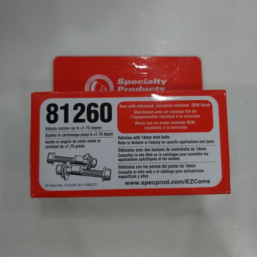 SPC Performance EZ Cam XR 14mm Bolts (Pair) mustang ford, wrx, sti