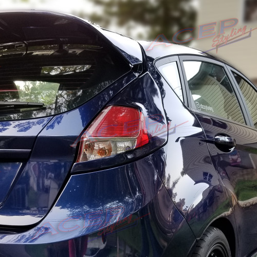 Ford fiesta HelCat-ST Tail light Armor cover eyelid