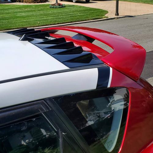 "AcepStyling ""NEMESIS"" roof Vortex Generator fits 07-09 Mazdaspeed3 / 04-09 Mazda3 HB (Neme-MAZ0409)"