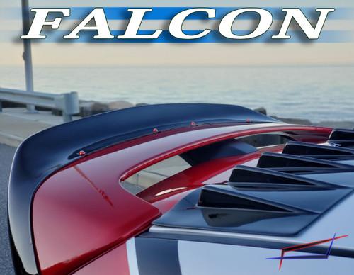 Acepstyling Falcon spoiler wing extension fits gen1 mazdaspeed3 07-09 FALC_MAZ0709