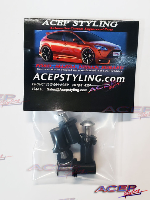 AcepStyling wing extension mounting hardware kit