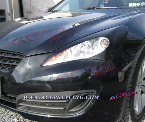 """TRITON"" eyelids - Automotive Custom Engineered Parts"
