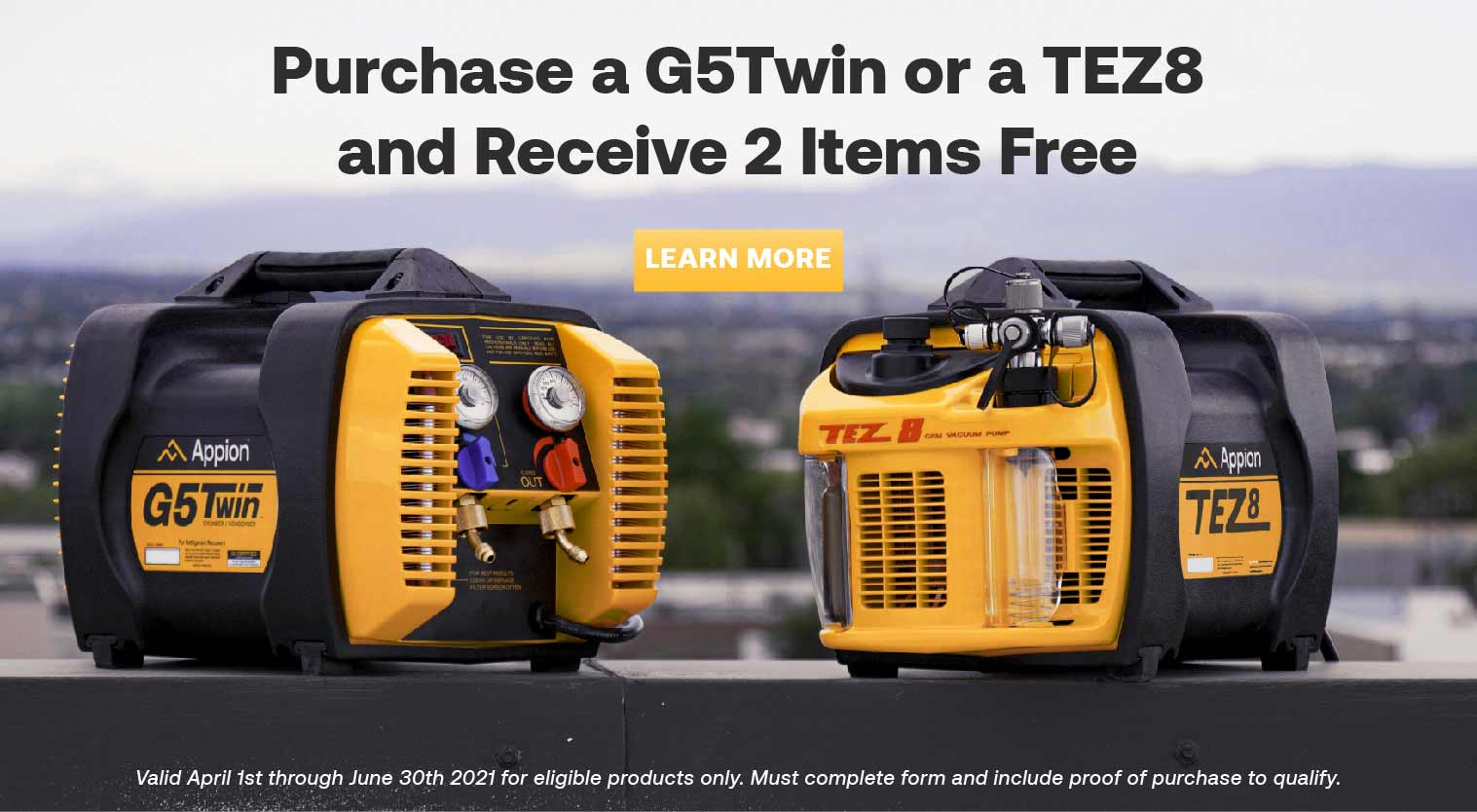2021 Spring Contractor Promotion