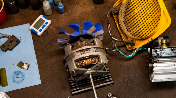 Appion Machine Repairs