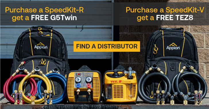Purchase a Speed Kit R and get 1 Free G5 Twin or Purchase a Speed Kit V and get 1 Free TEZ8