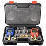 ION Digital Pressure and Temperature Gauge Kit