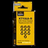 KT11AA-R - MegaFlow Hose Gasket Kit for 1/4in FL Fittings