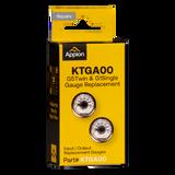 KTGA00 - 0-700 PSI Gauge Pack