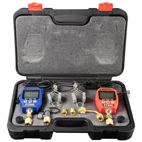 ION Digital Pressure and Temperature Gauge Kit
