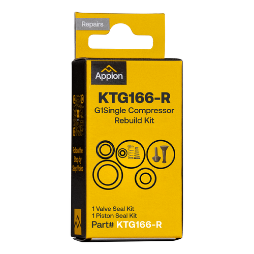 KTG166-R - G1Single Compressor Seal Repair Kit
