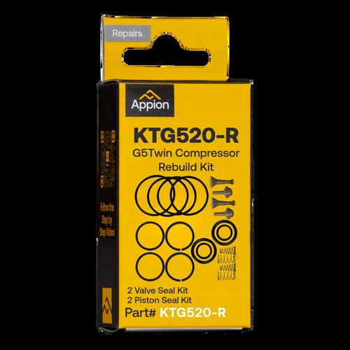 KTG520-R - G5Twin Compressor Seal Repair Kit