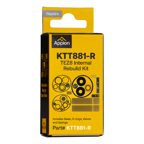 KTT881-R - TEZ8 Internal Rebuild Kit