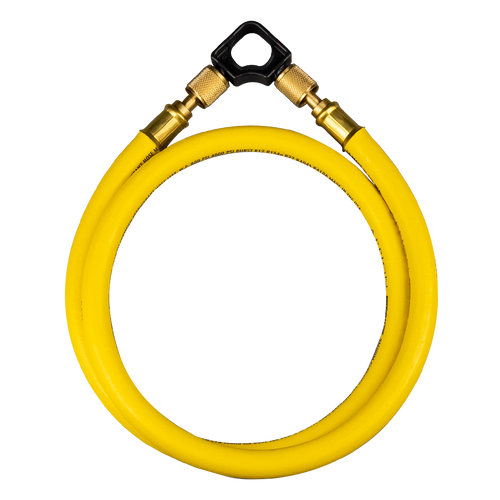 MH380004AAY - MegaFlow 3/8in Hose - 4 ft (1/4FL to 1/4FL) Yellow